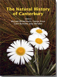 The Natural History of Canterbury, one of the books donated for the charity auction